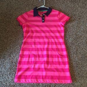 Girls NikeGolf Sri-fit golf dress
